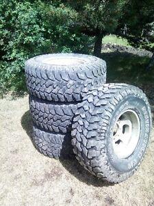 Goodyear Destination M/T Tires