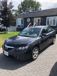 2008 Mazda 3 AS IS