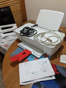 HP Desk Jet 1112 Ink Printer