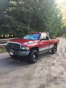 1996 Dodge Power Ram 2500 Slt Pickup Truck