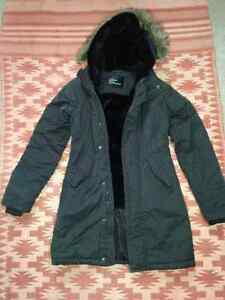 Dark Brown Parka, unused London Ontario image 1