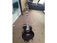 YAMAHA APX90 Electro-Acoustic Guitar Excellent Condition