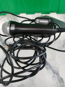 Rock Band Microphones-qty 4 will sell separately