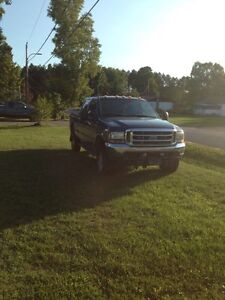 For sale  or trade  2004 f350