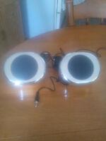 speaker pour motorise