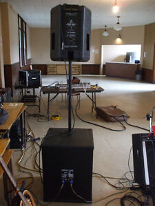 Great working pa system London Ontario image 4