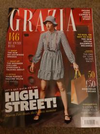 Grazia Magazine April 2021