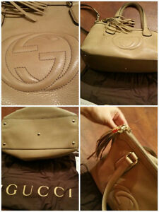 Gucci Soho leather bag from GUCCI