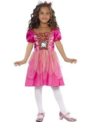 stüm Mädchen Gr. M Karneval - 37236 (Hello Kitty Kostüm Mädchen)