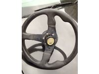 Golf mk2 steering wheel