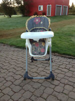 Trend High Chair - great shape!