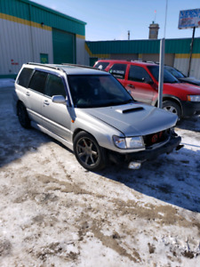 jdm 1999 sf5 forester part out