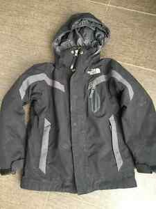 Manteau 3 saisons North Face grandeur 7- 8 ans West Island Greater Montréal image 1