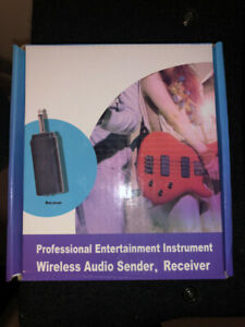 Wireless Guitar Receiver