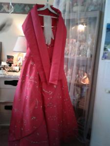 Robe de réception ou mariage