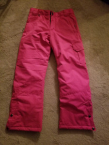 youth large snow pants 30$$ obo