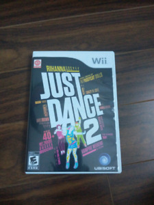 Jeu de Wii Just Dance 2