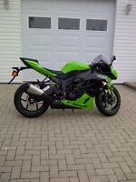 Ninja zx-6R 2012
