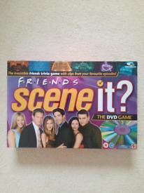 Scene it friends board game