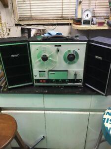 Vintage Sony Tapecorder
