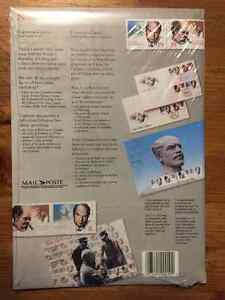 1990 Norman Bethune - Canada-China joint stamp issue Gatineau Ottawa / Gatineau Area image 2