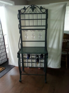 Wine/Bakers Rack