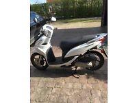 2012 50cc Honda Vision