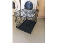 Animal crate cage