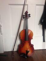 3/4 Corelli Violin and Bow