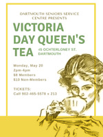 Victoria Day Queen's Tea