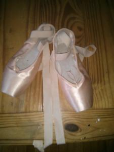 Pointes de ballet