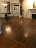 Flooring Installer, Finish Carpentry and Professional Painter