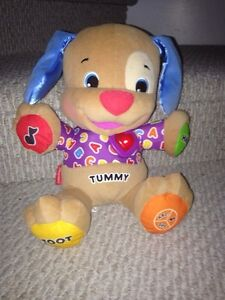 Fisher Price Laugh and Learn Pup