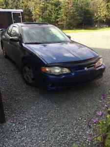 2005 Chevrolet Monte Carlo Coupe (2 door)