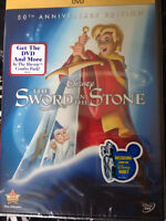 New Sword in the Stone DVD