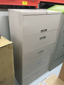 Industrial Metal Storage Cabinet - 36 x 18 x 65in