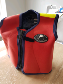 Kids/ child's learn to swim buoyancy aid 4 to 5 yr old