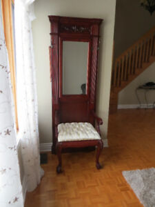 Chaise Capitaine - Kings Chair -