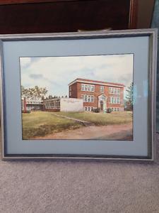 Tweed High School Picture