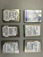 Used Sata IDE Hard Drive 80 GB 160 1 TB Special Price