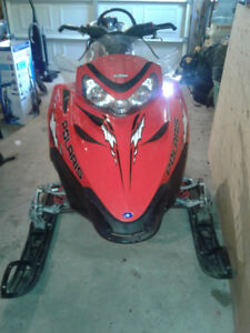 Polaris 900 RMK trade for smaller sled