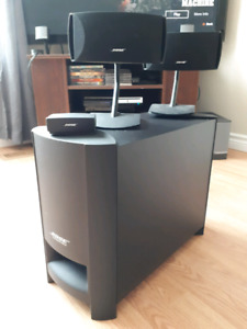 Bose cinemate series ll home theatre