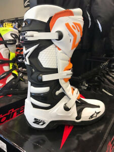 brand new alpinestar tech 10 boots