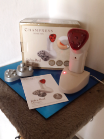 Champneys Home Spa Infra-Red Massager