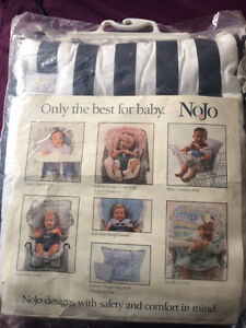 Baby Nojo seat cover, brand new