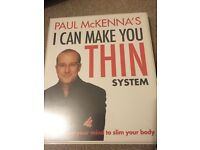 Paul McKenna weight loss CDs