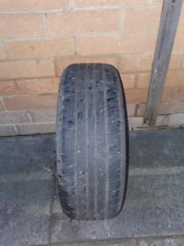 Farroad FRD16 195 55 R16 - 6mm+ Tread - Car Tyre