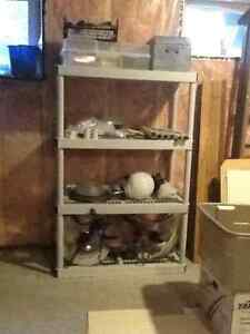 Utility Shelving - 8 sets 36x18 inches- $35.00 for each set.