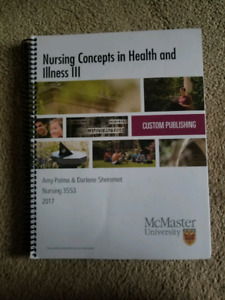 Nursing Concepts in Health and Illness 3
