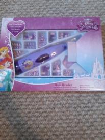 Disney Princess hair beader set